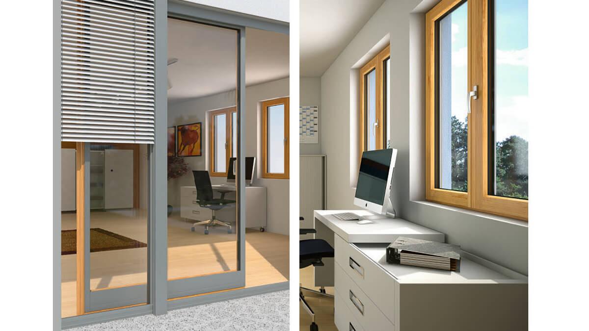 holz alu fenster vorteile. Black Bedroom Furniture Sets. Home Design Ideas